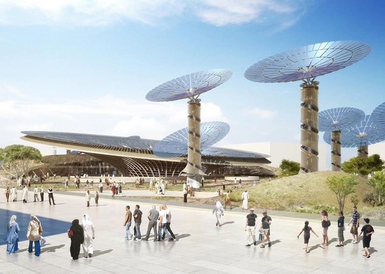 2020 Dubai Expo pavilions