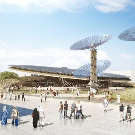 Grimshaw Architects Sustainability Pavilion from the Dubai Expo 2020