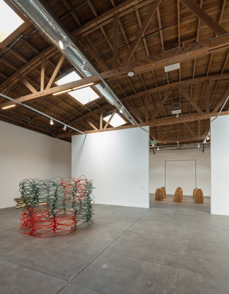 Hauser and Wirth LA gallery