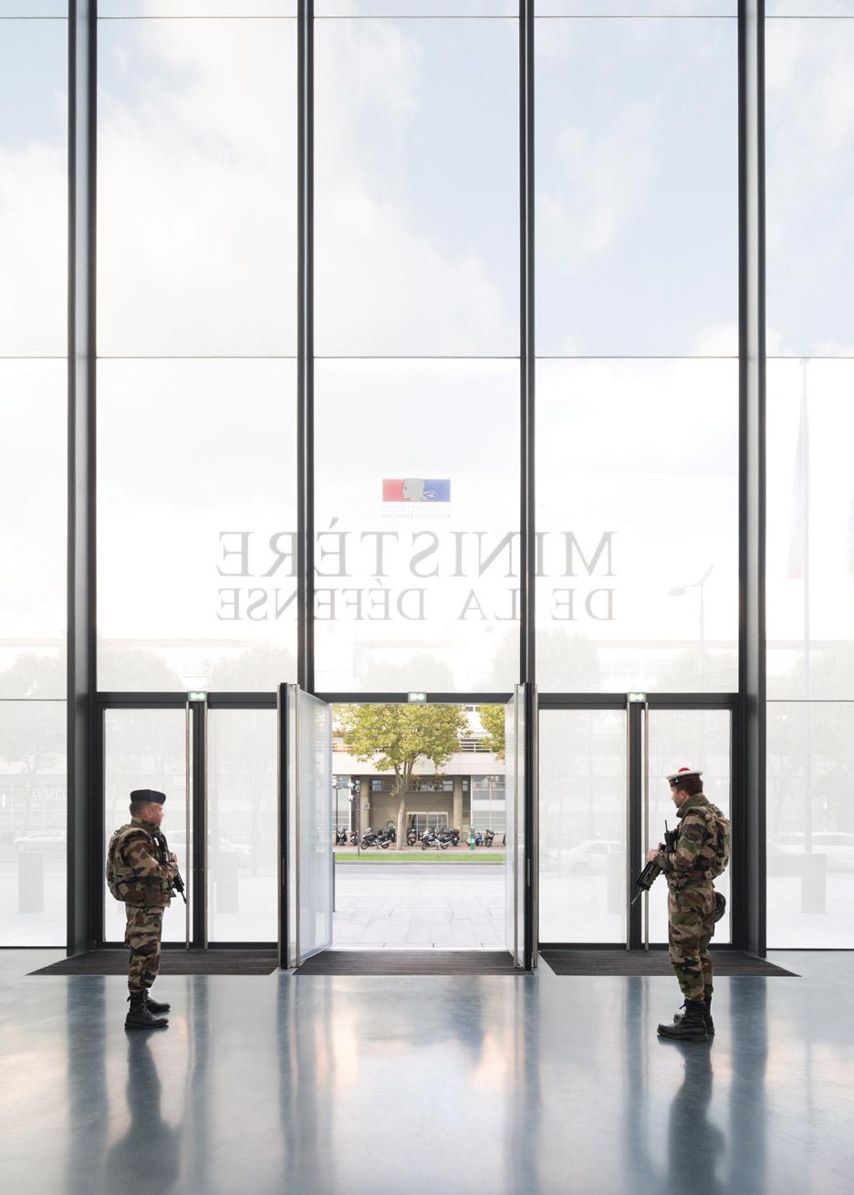 Hexagone Balard by Agence Nicolas Michelin & Associates