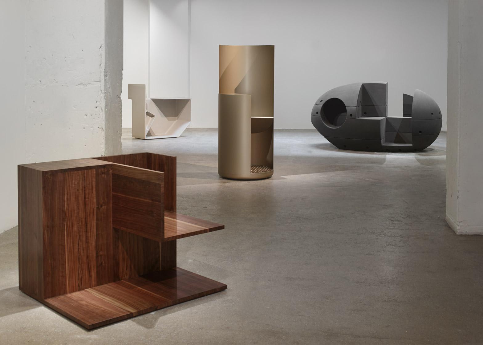 Hieronymous by Konstantin Grcic at Galerie kreo