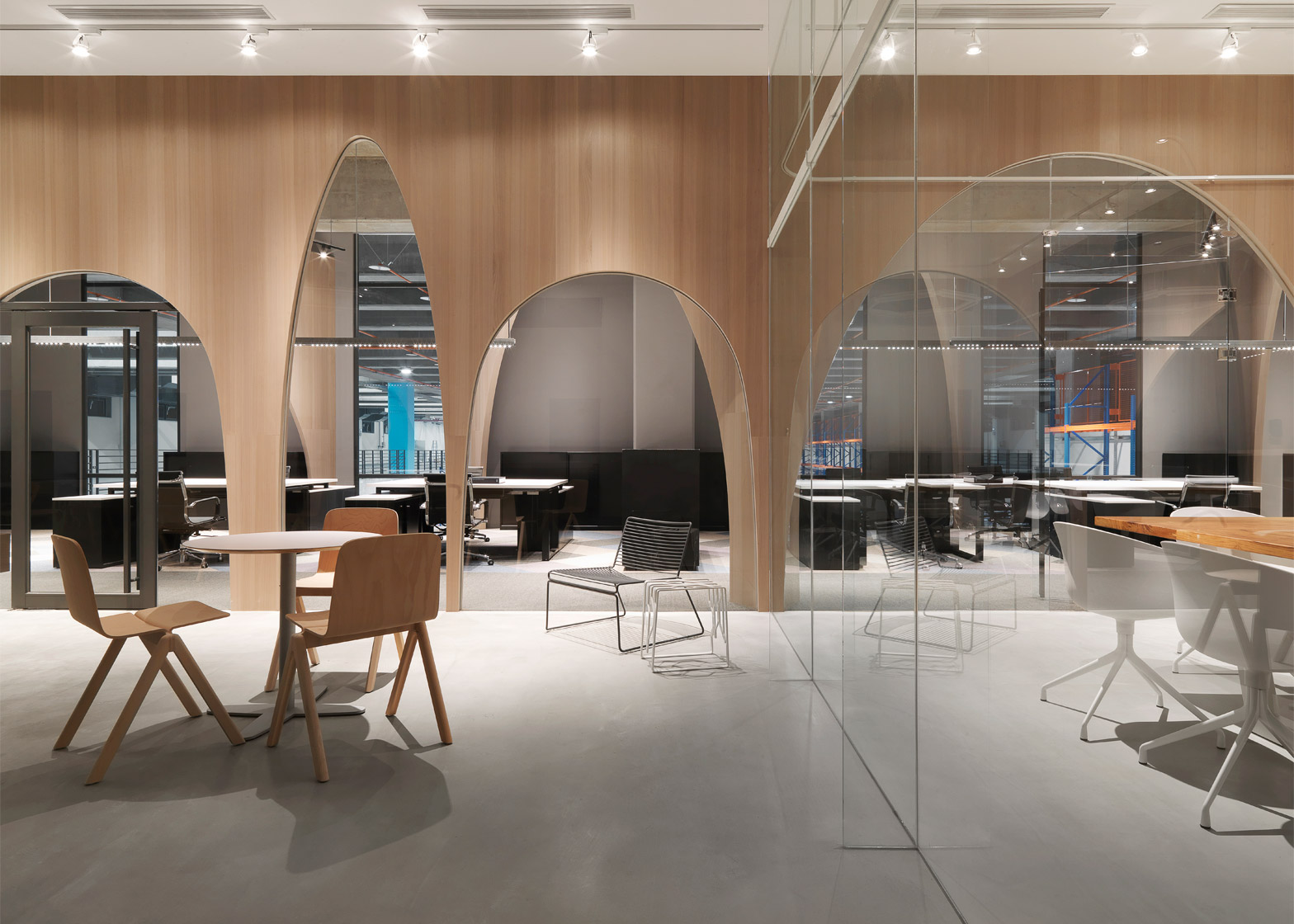 H&M head office by J.C. Architecture