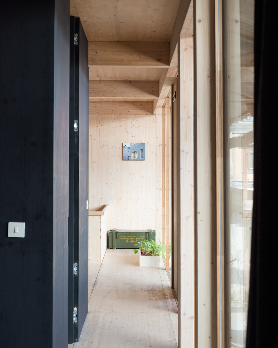House Gentbrugge by GAFPA in Ghent, Belgium