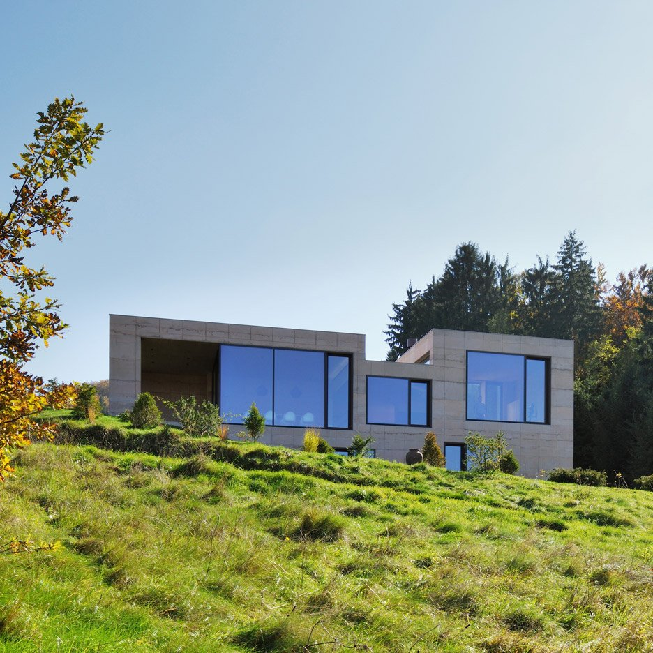 House on Golo by ARK Arhitektura Krušec