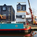 ShedKM and Urban Splash let residents design layouts for modular Manchester homes