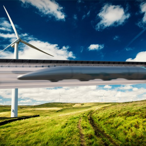 Hyperloop in development to connect Bratislava, Vienna and Budapest