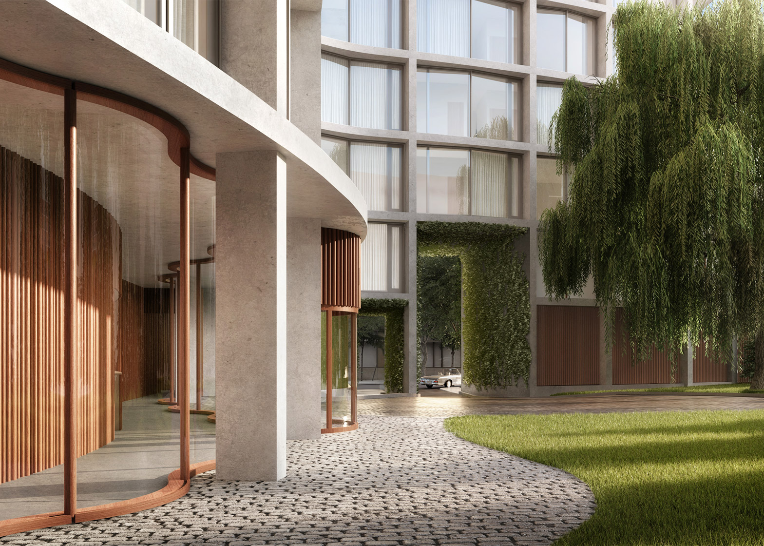 "Schrager and Herzog & de Meuron are now working on their latest apartment building 160 Leroy which attempts to address the ""amenity creep"" in other high end properties."