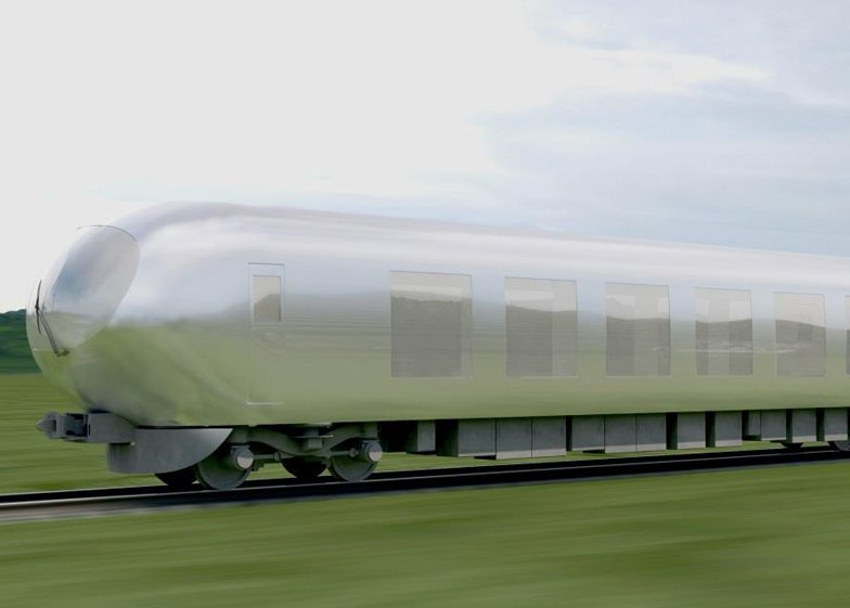 Japanese express train