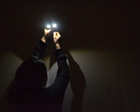 Jhoule Wearable Light by Yogita Agrawal at Design Indaba 2016