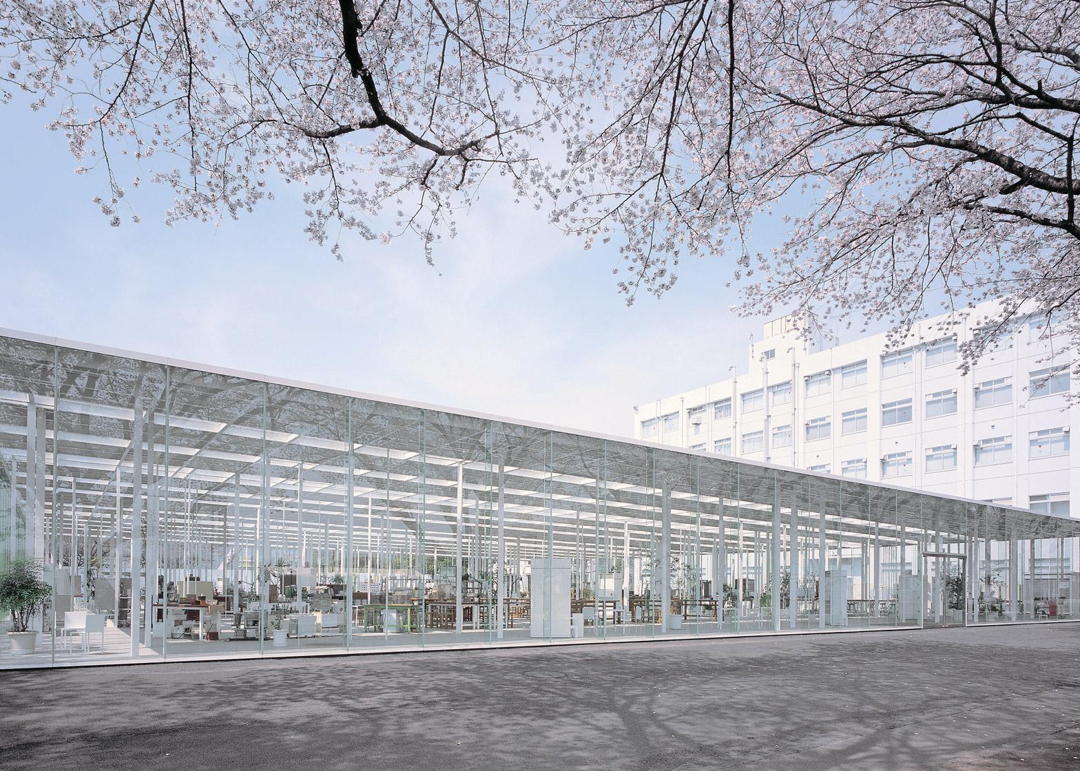 Kanagawa Institute of Technology Workshop, Kanagawa, Japan by Junya Ishigami, 2005–2008