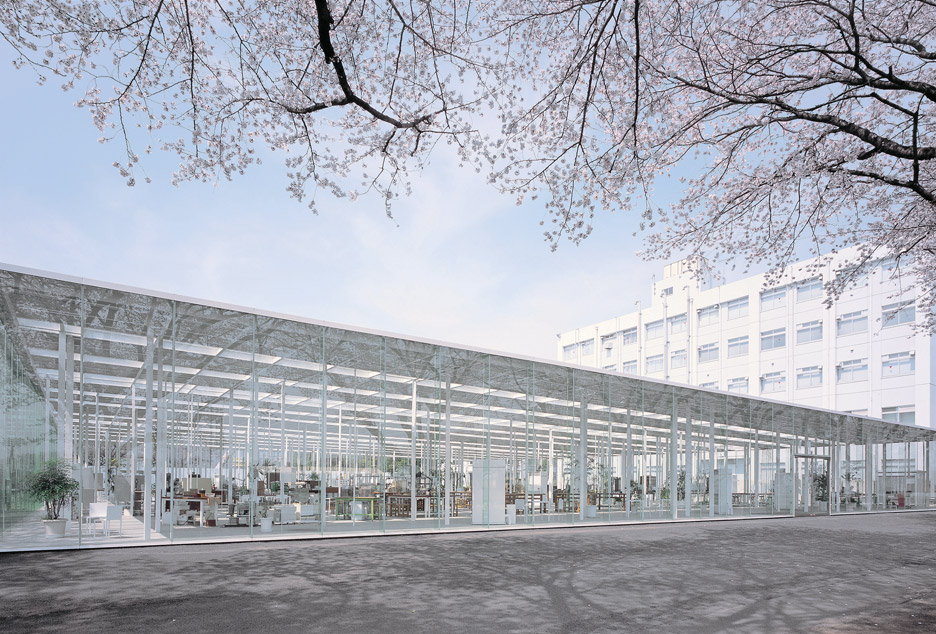 Kanagawa Institute of Technology Workshop, Kanagawa, Japan by Junya Ishigami, 2005–2008