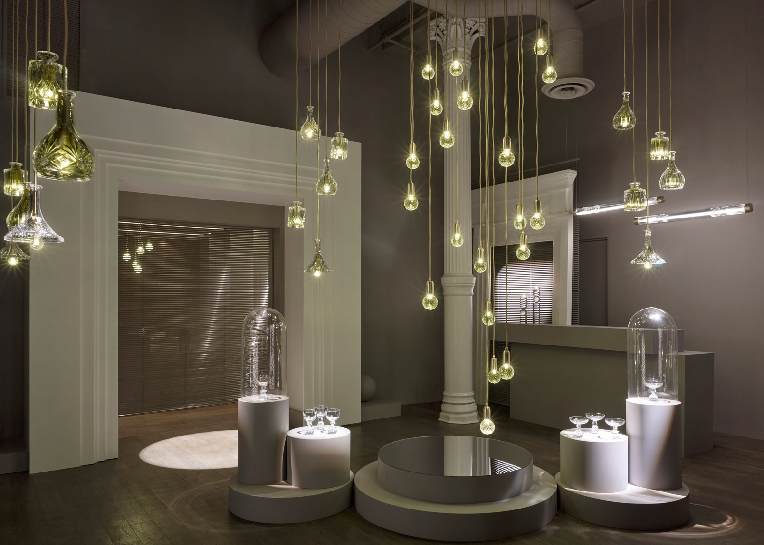 Lee Broom store Soho New York City, USA