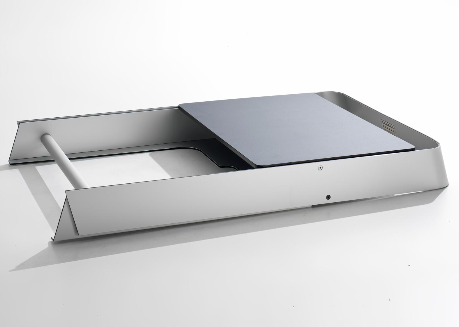 Torafu Architects' Light Light Desk folds up like a deckchair