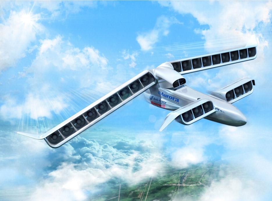 LightningStrike concept plane