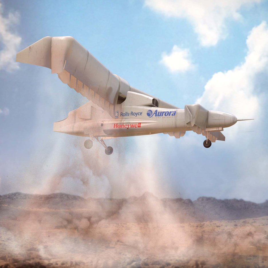US government gives go ahead to high-speed drone capable of vertical takeoff