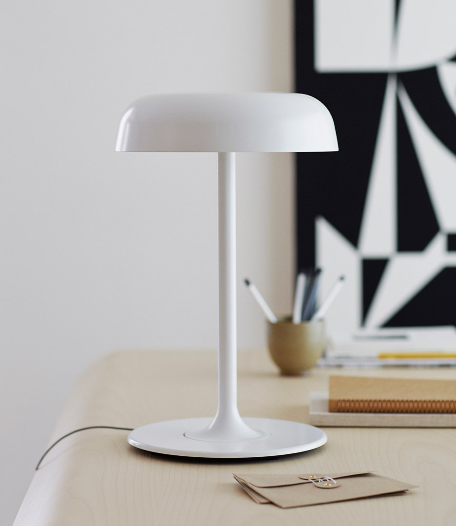 Locale lamp collection by Industrial Facility for Herman Miller