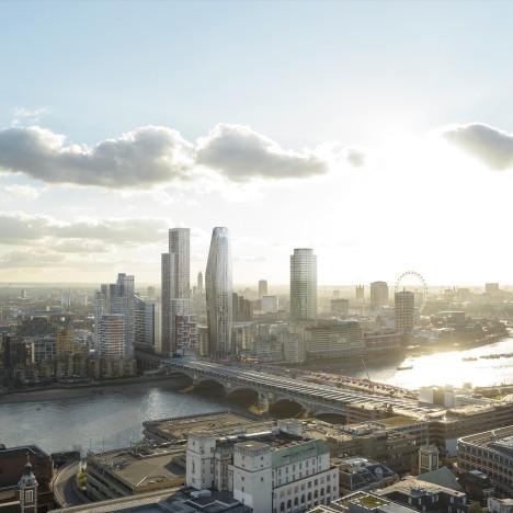 NLA report shows London's skyscraper boom looks set to continue