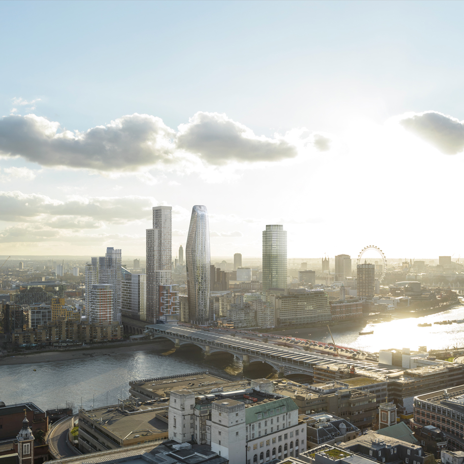 NLA report shows London's skyscraper boom looks set to continue