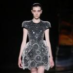 "Iris van Herpen creates ""bubble-like exoskeleton"" dresses for Autumn Winter 2016 collection"