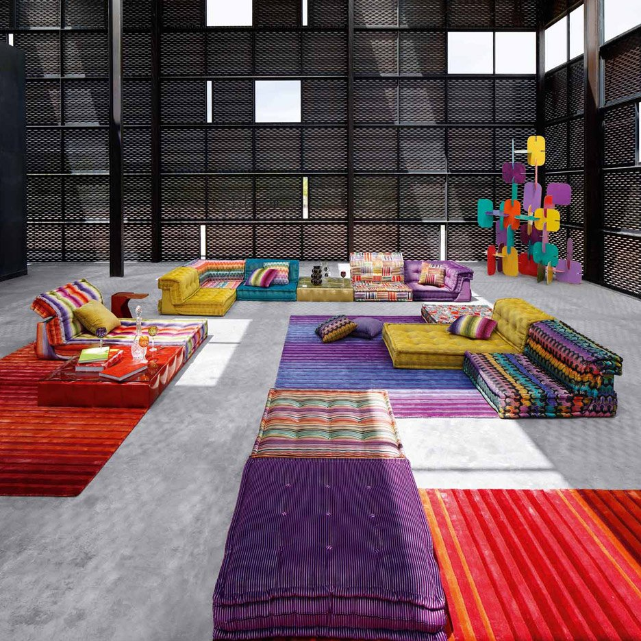 mah jong sofa images of roche bobois mah jong sofas sofa replica thesofa. Black Bedroom Furniture Sets. Home Design Ideas