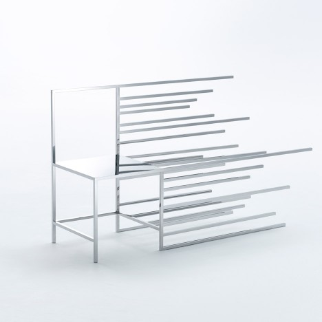 Nendo designs 50 chairs based on Japanese manga comics