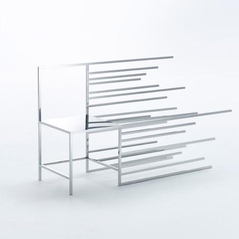 Nendo designs 50 chairs based on Japanese manga comics