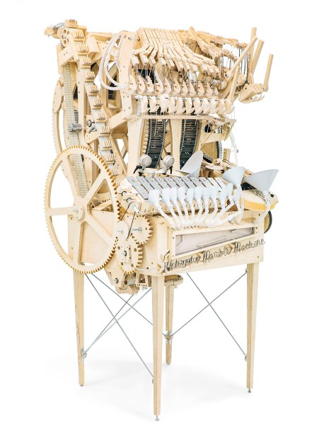 Marble Machine by Wintergatan