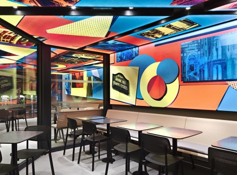 McDonalds Champs-Elysees