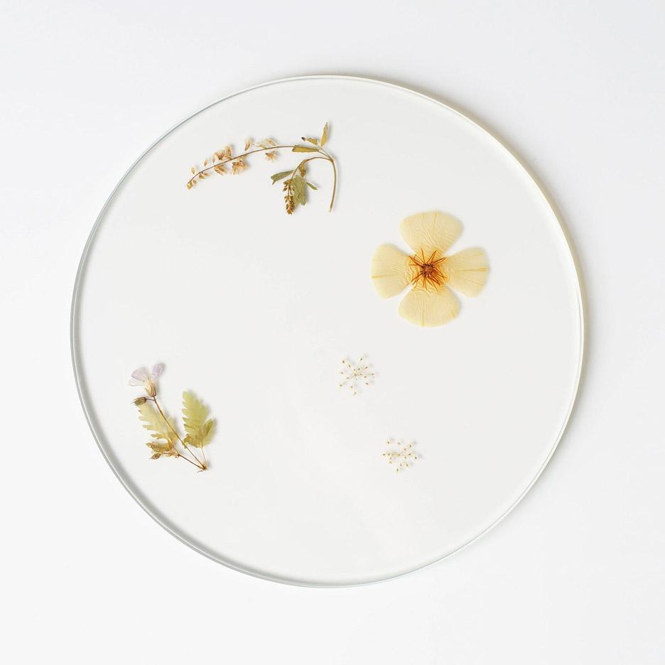Evergreen platters by Meike Harde