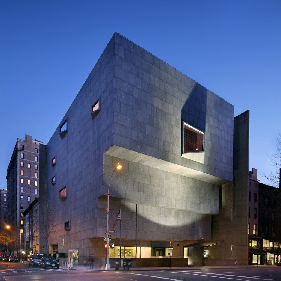 Official photos revealed of The Met Breuer ahead of public opening this month