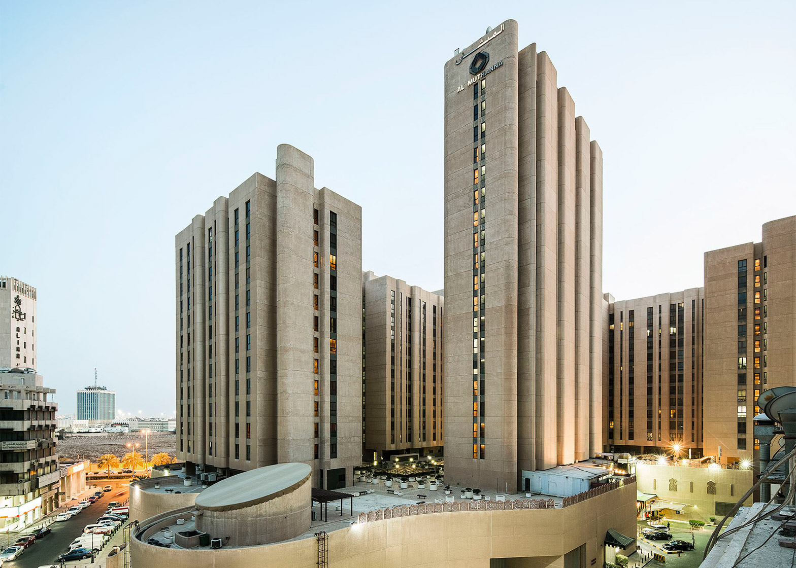 Al_Muthanna Complex, Kuwait Engineers Office, 1979-1985
