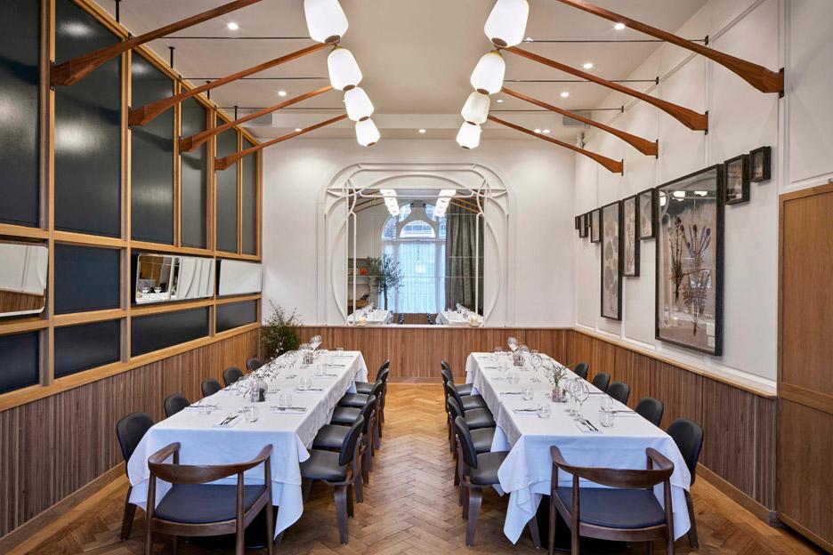 Modern Pantry restaurant by AvroKo