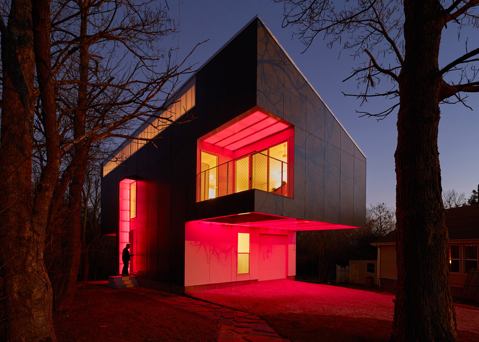 12 Of 12; Mood Ring House By Silo AR+D In Fayetteville, Arkansas