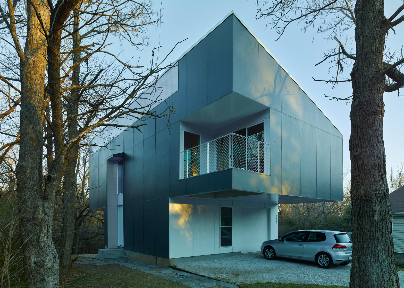 Good 7 Of 12; Mood Ring House By Silo AR+D In Fayetteville, Arkansas