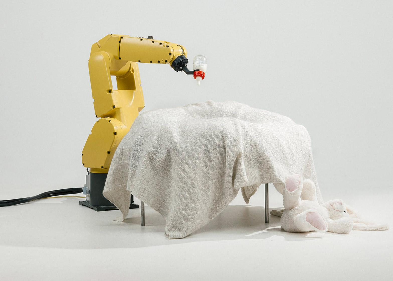 Raising Robotic Natives by Jonas & Co