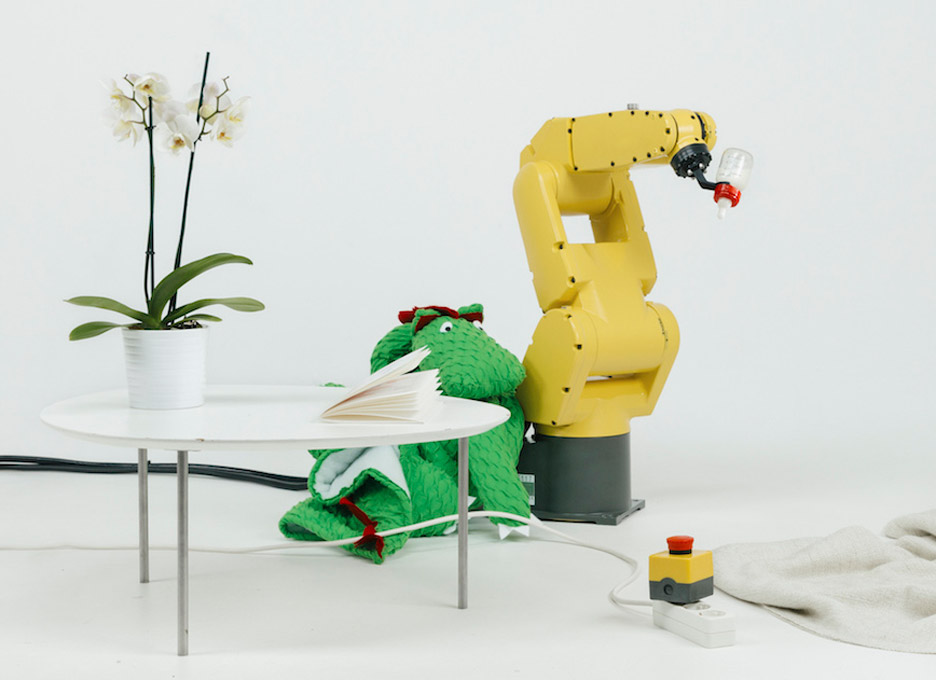 Raising Robotic Natives by Jonas & Co