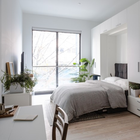 Micro apartments could help cities retain their diversity says Ian Schrager