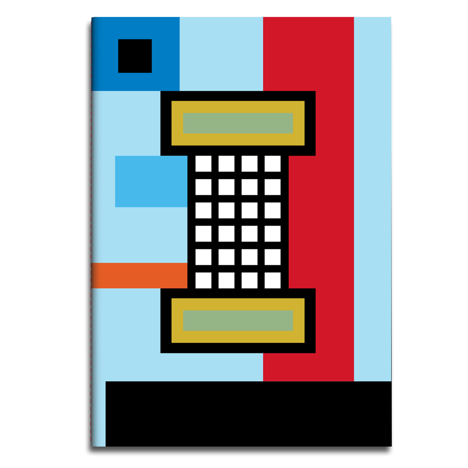 Competition: win a set of six Nathalie Du Pasquier-designed Rubberband notebooks