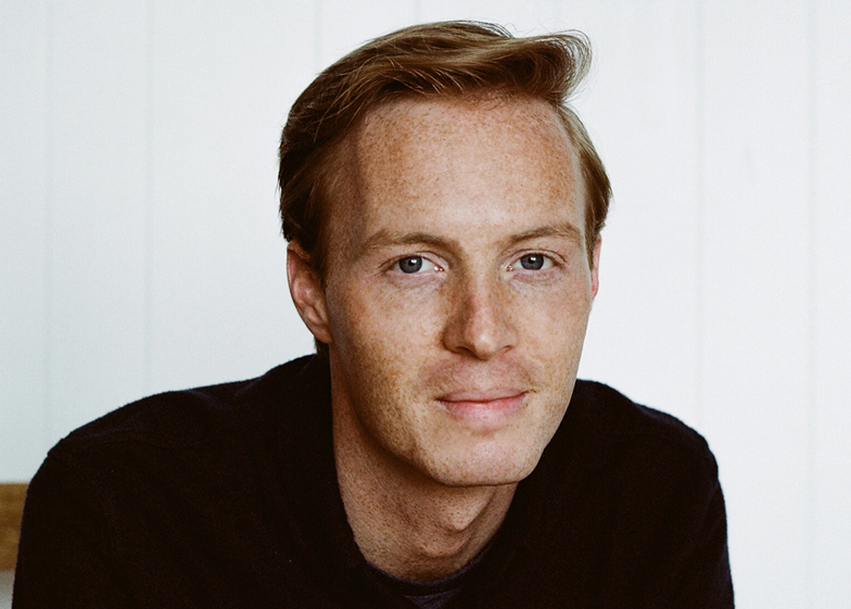 Nathan Williams, editor-in-chief of Kinfolk magazine