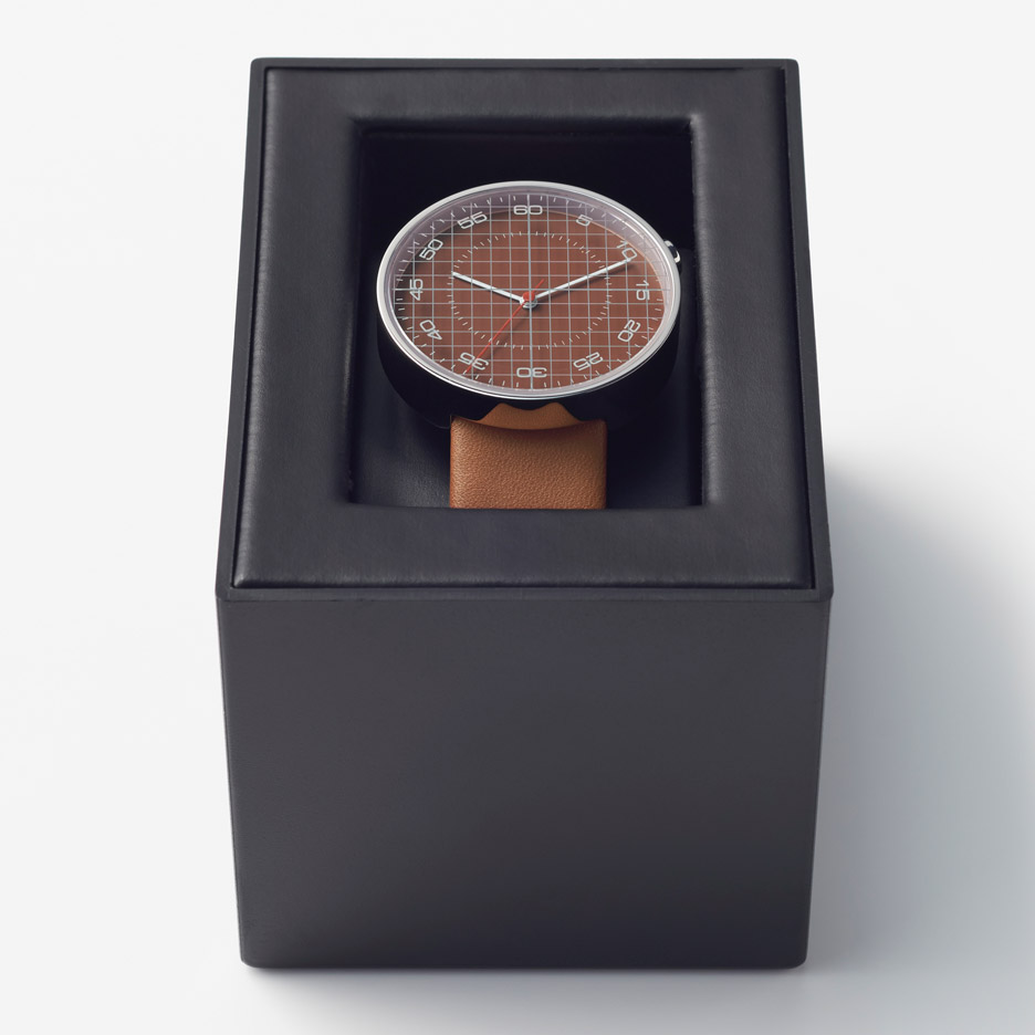 Nendo Draughtsman 03 Watch Launch
