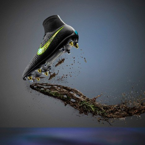 Nike unveils mud-resistant football boots and sweat-resistant kits