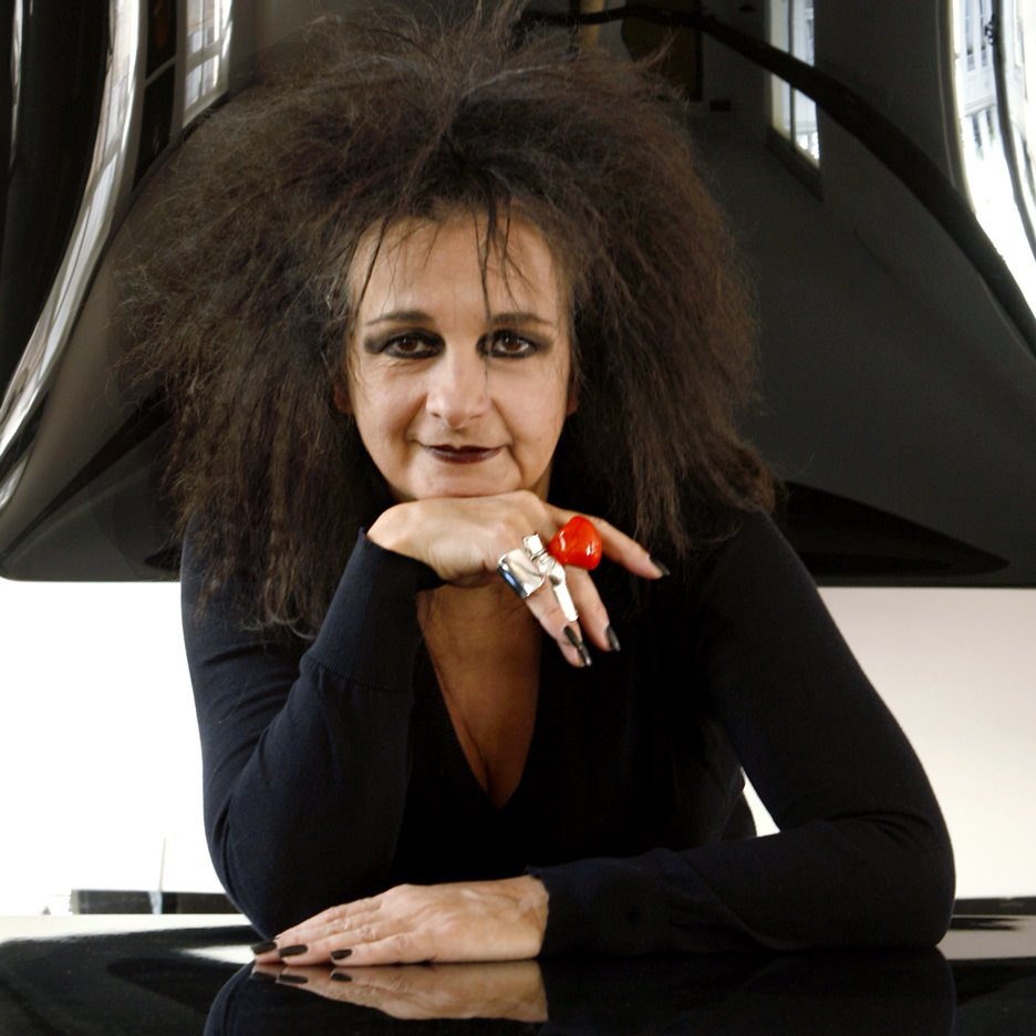 """Radical goth"" Odile Decq is challenging architectural education in France"