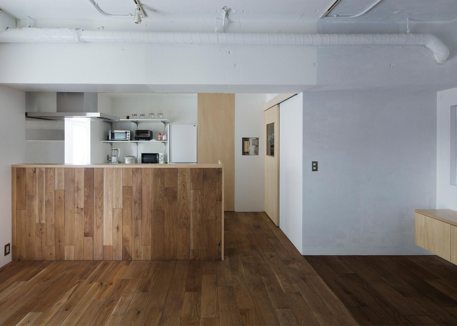Dessert influences apartment interior by Taka Shinomoto