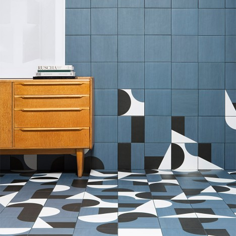 Barber and Osgerby to launch two tile collections for Mutina in Milan
