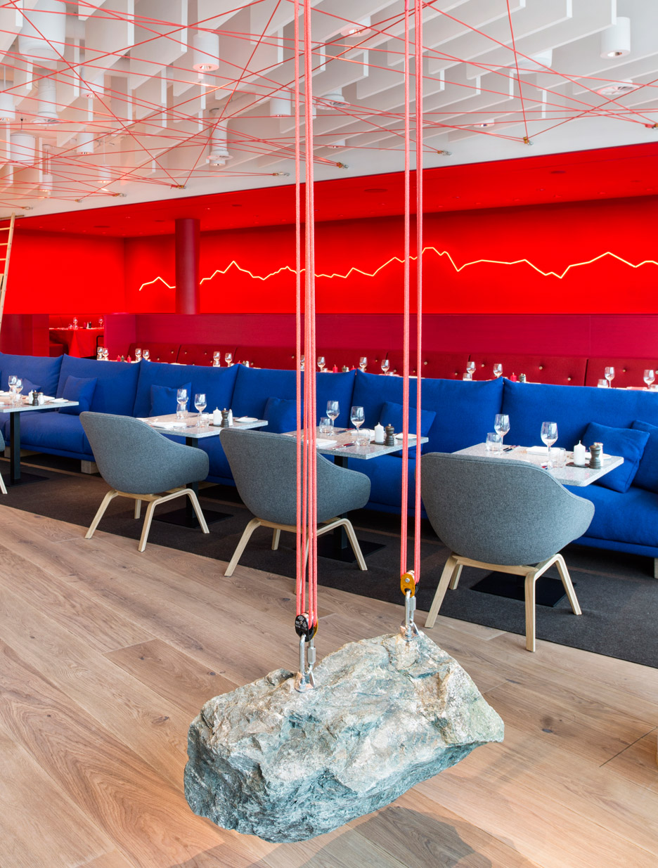Saltz Restaurant by Rolf Sachs