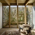 CC Arquitectos builds timber-framed Santana House in Mexican woodland