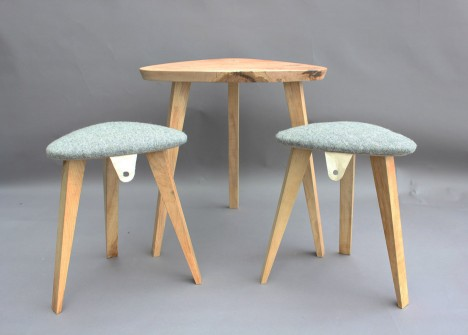 Shane Holland for Heal's London Design Ireland exhibition with Design and Crafts Council Ireland