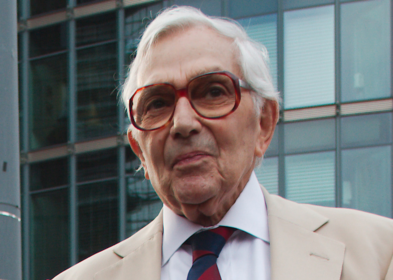 Sir Ken Adam passes away