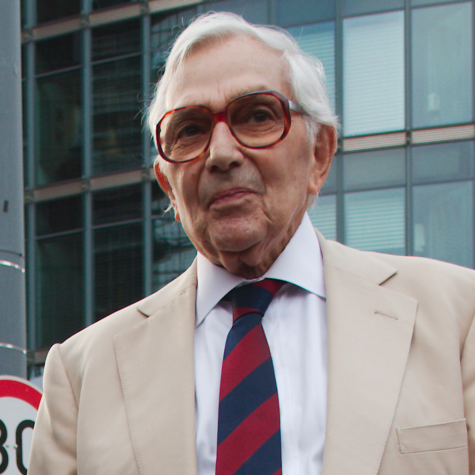 Sir Ken Adam passes away