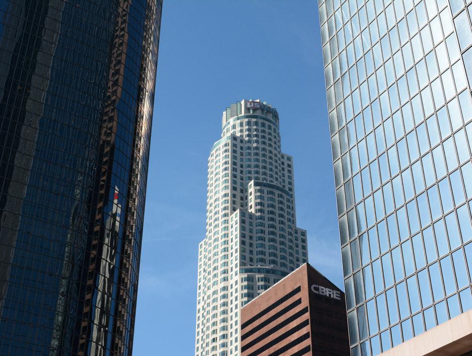 Skyslide in LA